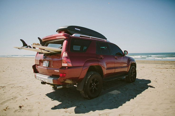 Toyota 4runner 4th Generation Toyota S Pinterest