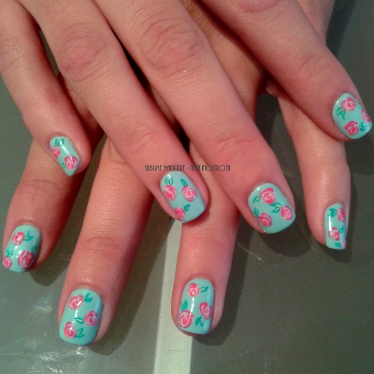 Vintege Nails