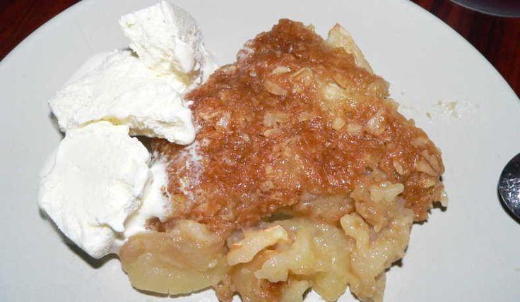 En riktigt enkel men supergod äppelpaj!