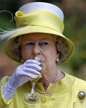 God Save The Queen Drinking Game