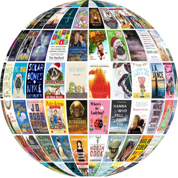 """Wednesday, September 27, 2017: The Flint Memorial Library has 16 new bestsellers, four new movies, one new audiobook, one new music CD, 23 new children's books, and 26 other new books.   The new titles this week include """"Don't Let Go,"""" """"To Be Where You Are,"""" and """"Dawn and the Impossible Three: The Baby-Sitters Club #5."""""""