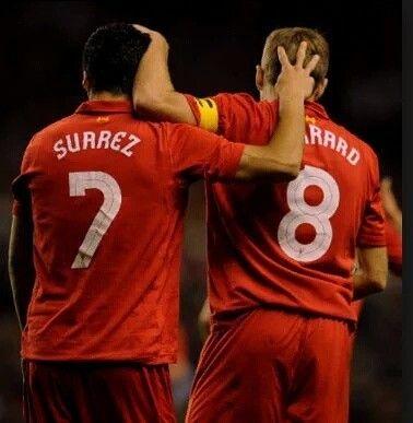 El mejor futbolista con el que he jugado? Luis Suarez -Steven...