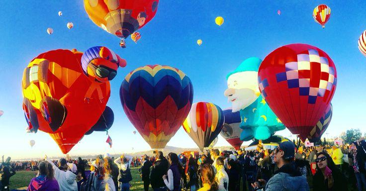 Feria internacional del globo León Guanajuato