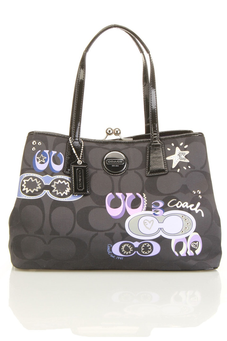 37 best yes i am a coach bag whore images on pinterest for Designer couch outlet