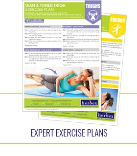Download one of our great exercise plans that you can try in the comfort of your own home.