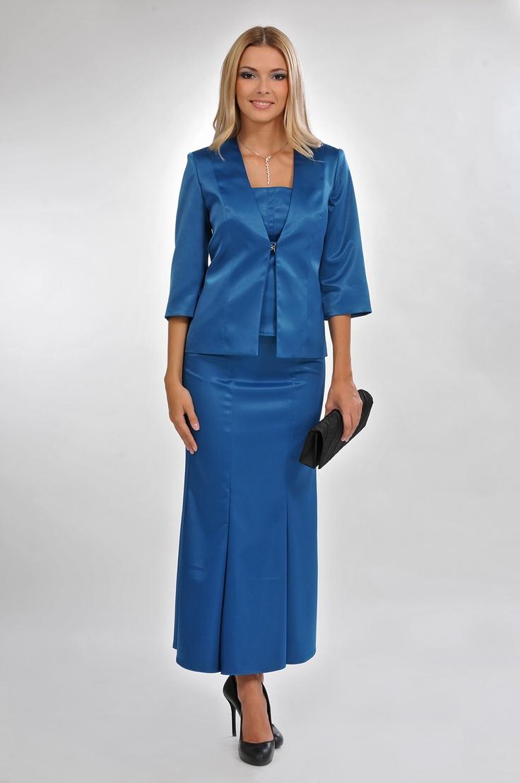 stunning blue #bellamode