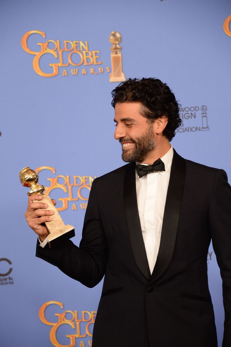 Best Actor, Limited Series or TV Movie: Oscar Isaac | Golden Globes