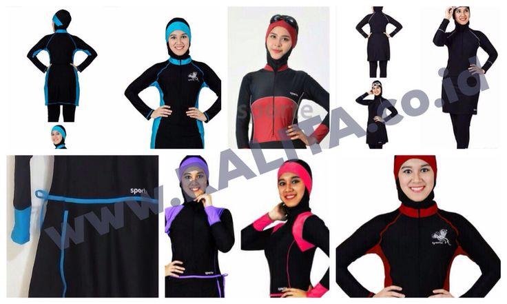 #BajuRenang #Muslim #HobiRenang #FashionWear  Baju Renang Muslimah, available premium size and slim fit size, from xs to 4xl.   Contact 083897355537