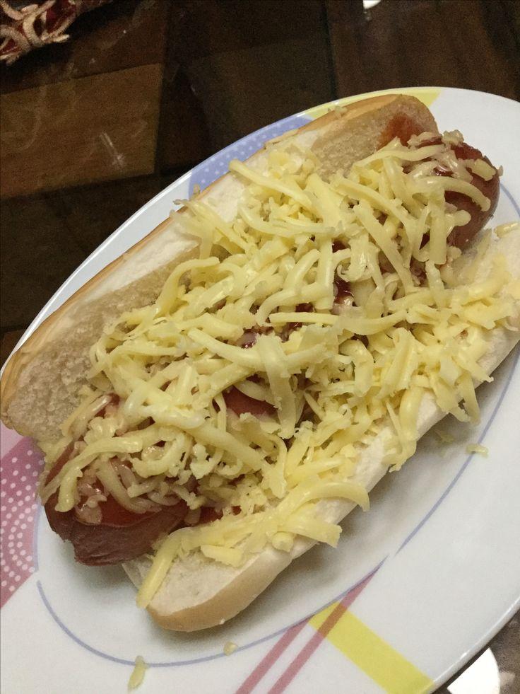 Jumbo Hotdog