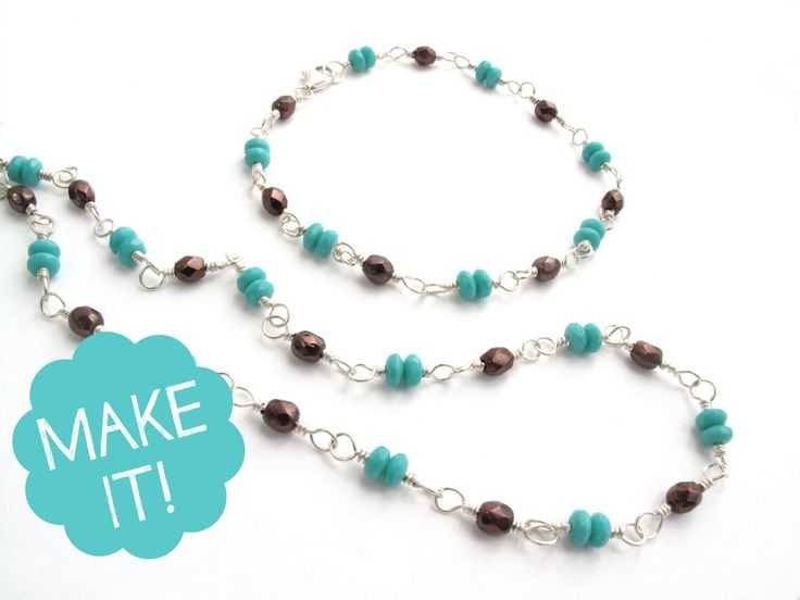 Free online wire wrapping workshop for beginners learn to for Learn to draw jewelry
