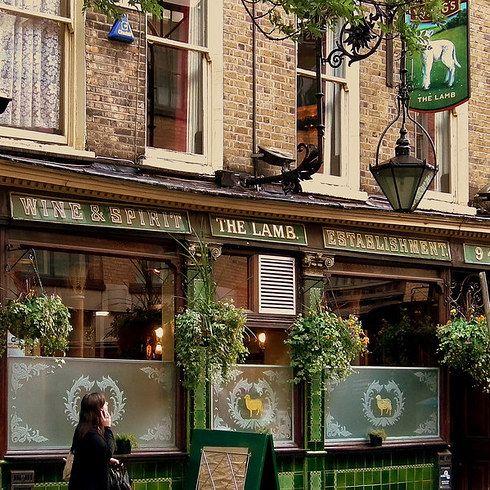 Bloomsbury Writer's Walk | 17 Breathtaking Walks In London