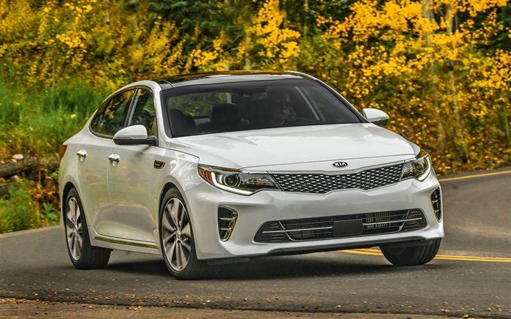 USA: Fourth generation 2016 Kia Optima pricing announced