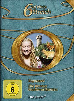 AV380741 - Märchenbox - Sechs auf einen Streich Vol. 5 (2 DVDs)
