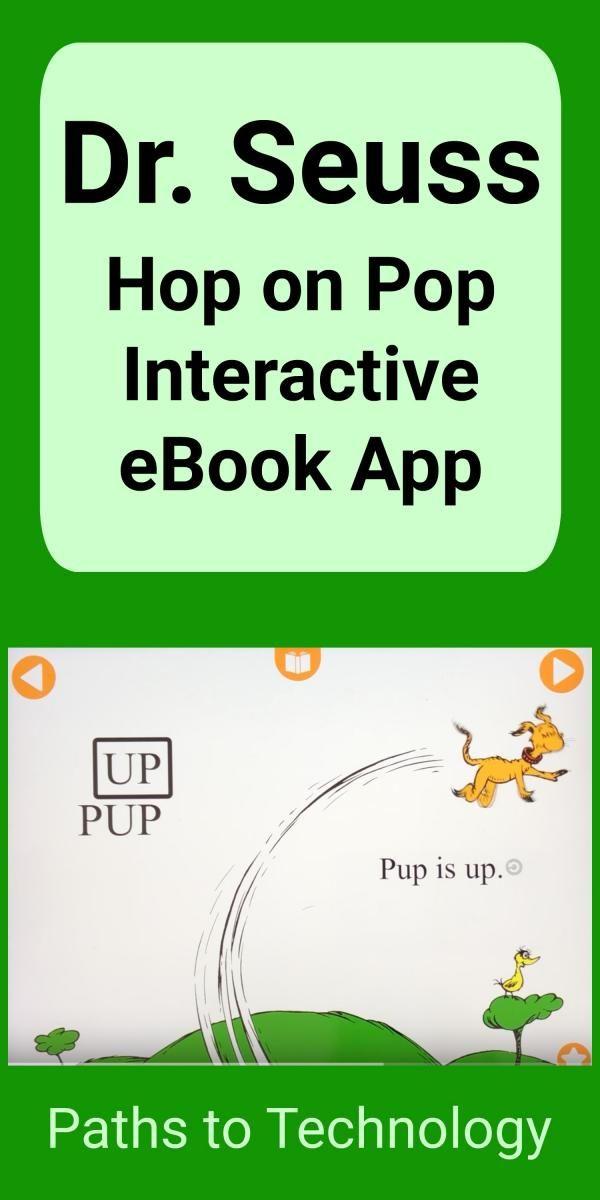 Dr  Seuss: Hop on Pop Interactive eBook App | Aac | Hop on