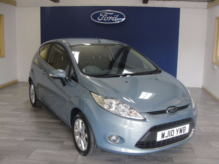 NOW SOLD - Ford Fiesta 1.25 Zetec at Swanson Ford. Please call 01626 352000 or visit www.swanson-ford.co.uk    #Ford #Fiesta #Zetec #Petrol