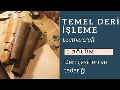 Photo of Basic leatherwork part 1 – YouTube