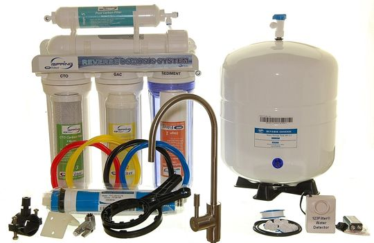 Use a reverse osmosis machine to purify your water, this allows you to use more nutrients than if you used standard tap water.