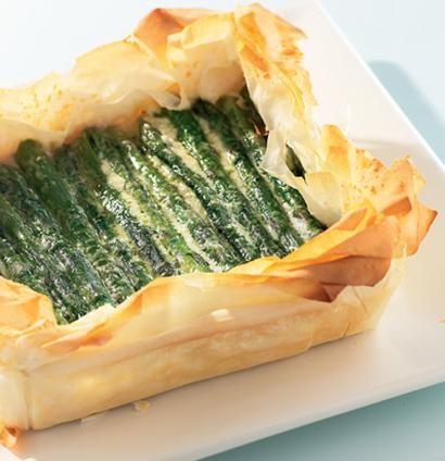 Asparagus cheese tart: Foodology Drinkology, Food Sides Veggies, Olive Oils, Olive Oil Cup, Food Vegetables, ️Food ️, Healthy Food