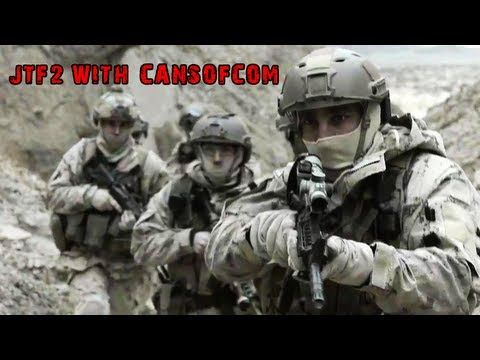 JTF2 SPECIAL FORCES With CANSOFCOM. Canadian special forces