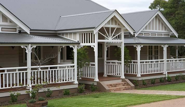 STRONGBUILD HOME BUILDERS - CLASSIC DESIGNS - Classic Country Homes - The Delahunty Home - A Strongbuild Custom Classic Designs Streamlined Building Home