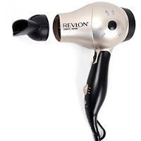 Revlon 1875W Compact/Folding Handle Compact Travel Dryer