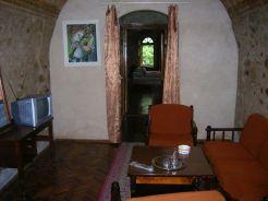 inside our caravanserai entrance