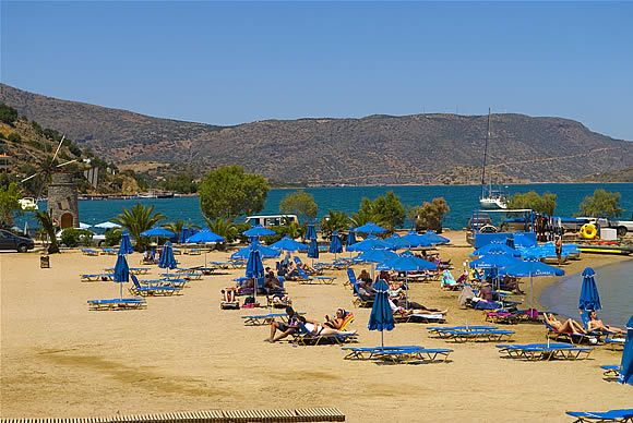 Elounda Crete Greece