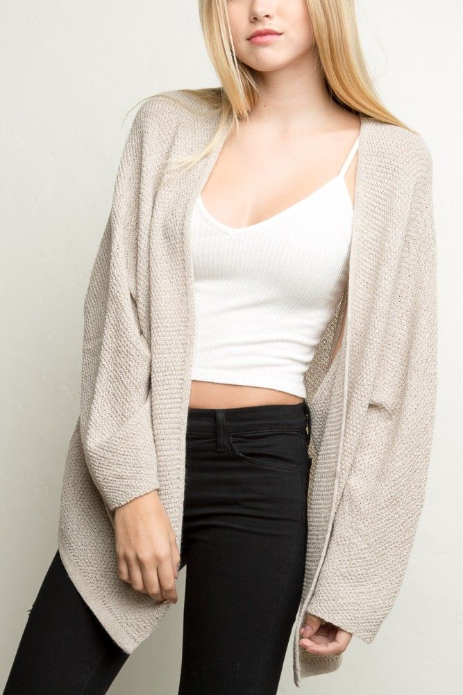 Brandy ♥ Melville | Caroline Cardigan - Sweaters - Clothing