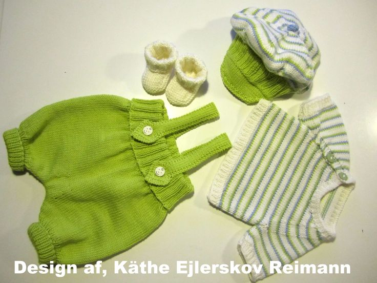 Baby born Opskrift nr. 23