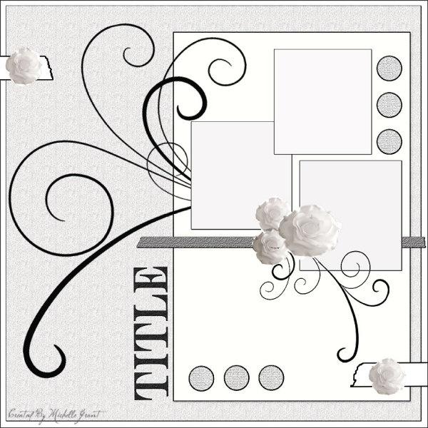 Préférence 344 best Scrapbook Sketches - 3 pics images on Pinterest  SF29