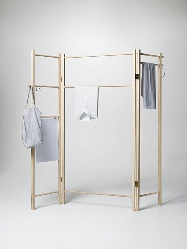 How to build a wooden garment rack woodworking projects