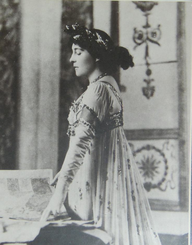 Lilly Langtree late 1800s