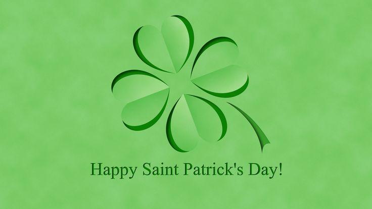 St Patrick Day Wallpapers Shamrocks Group