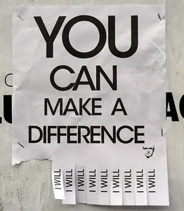you can make a difference: Life Quotes, Idea, Buckets Lists, Makeadiff, Encouragement Quotes, Make A Difference, Things, I Will, Inspiration Quotes