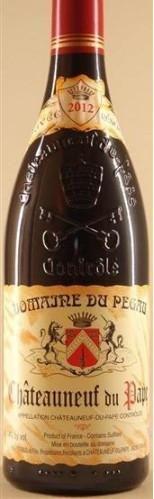 2012 Domaine du Pégaü Châteauneuf-du-Pape Cuvée Réservée
