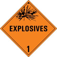 High Explosives - Primary Explosives