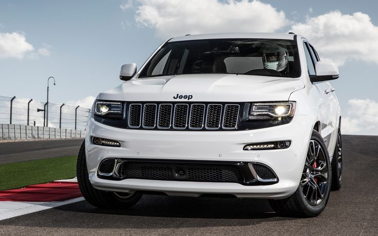 2014 Jeep Grand Cherokee SRT Track Drive Photo Gallery