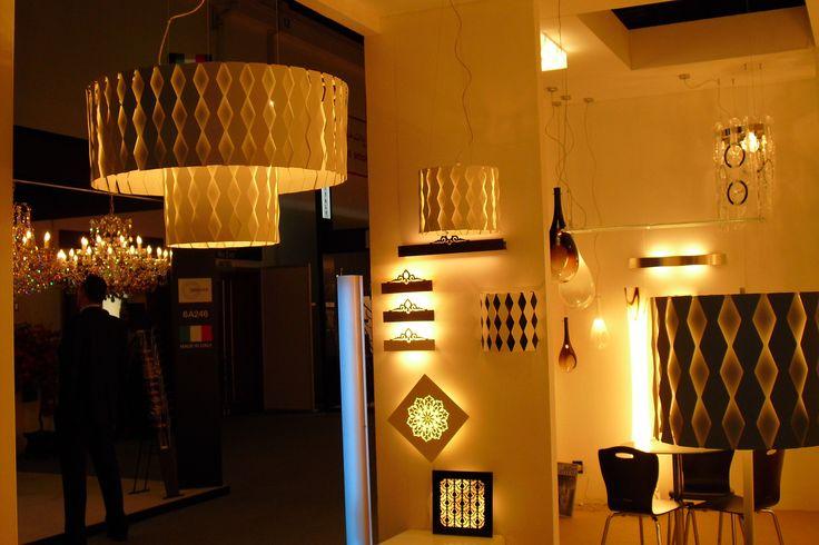 Selene at #IndexDubai 2011 #Light