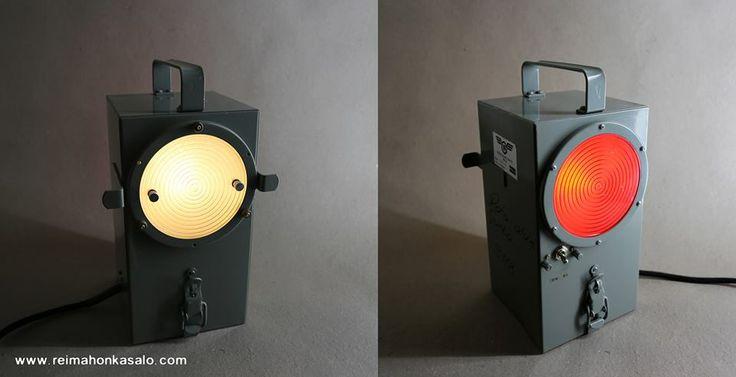 Rail Yard Lamp