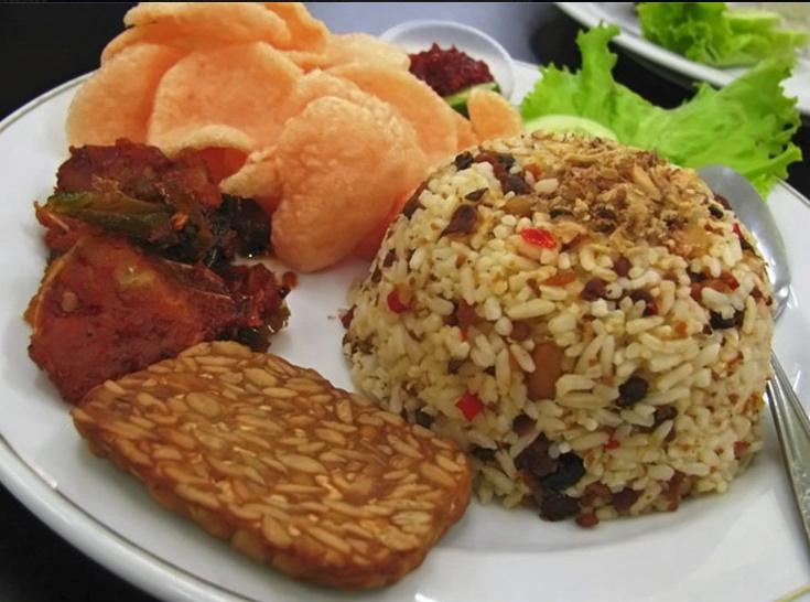 Nasi Tutug Oncom, West java, Kuliner Indonesia #Must Try