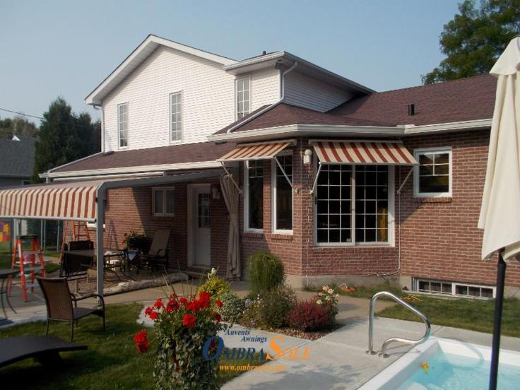 Auvents OmbraSole Awnings
