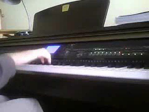 Nightwish Sleeping Sun Clavinova/Piano