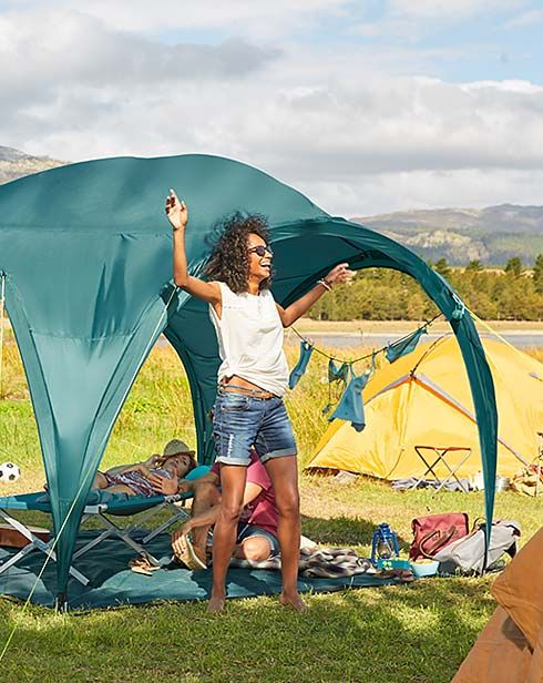Irány a szabadba! Praktikus kempingfelszerelés - a Tchibo-nál