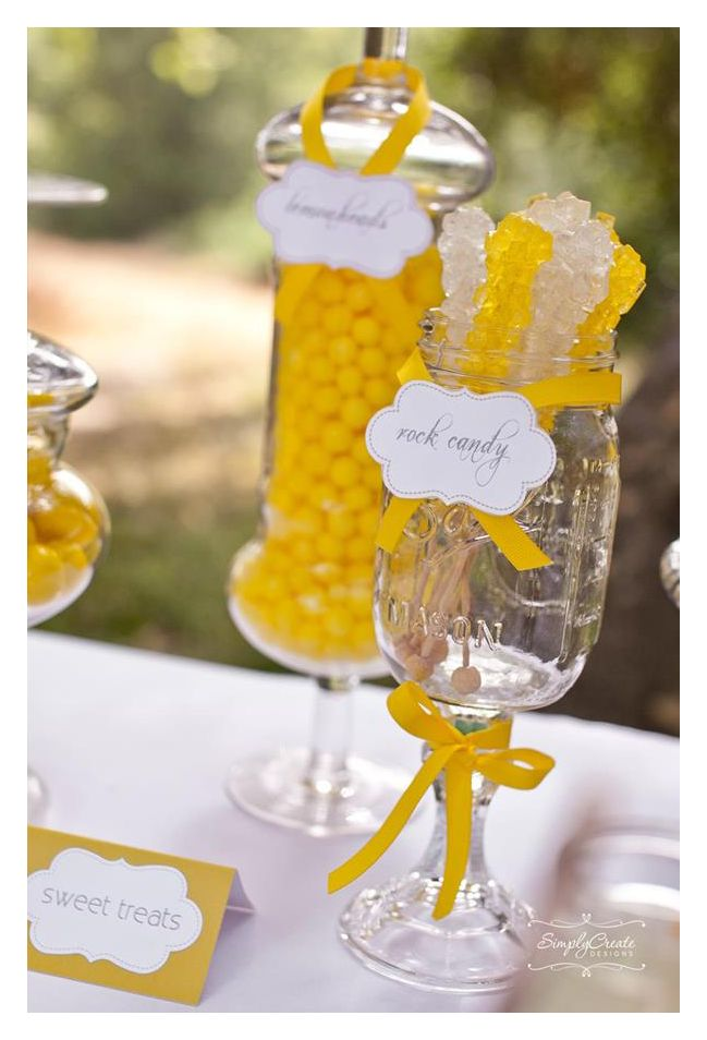 hermosas ideas para una fiesta de color amarillo ideal para adultos y nios ms grandes