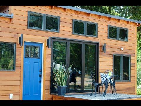Luxurious tiny house by Heirloom tiny homes company