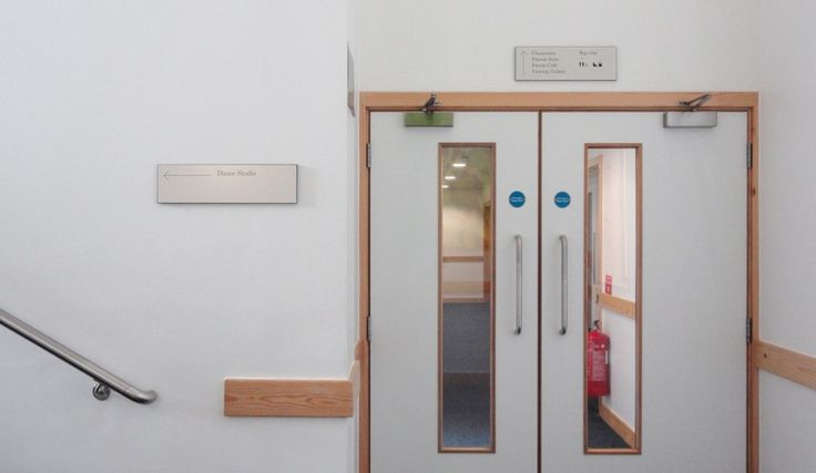 St Catherines School for Girls Wayfinding Scheme Holmes Wood