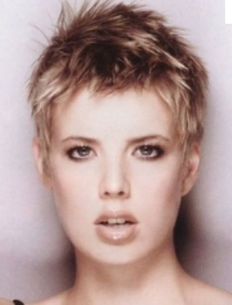 Really Short Hairstyles 121 Best Very Short Haircuts Images On Pinterest  Hair Cut Short