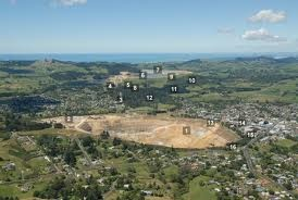 Waihi - famous for it's gold deposits