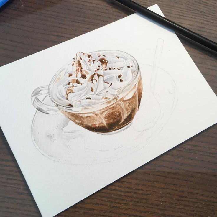 Watercolor by Maria Pirogova @marysimpledesign      #colorful #color #draw #design #drawing #drawings #watercolor #watercolorpainting #painting #brush #brushes  #italy #sketches #sketch #sketchbook #watercolorart #art #artist #process #instagood #instapic #instaphoto #illustration #food #sweet #chocolate #marysimpledesign #wip