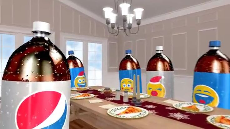 Pepsi Tis the Season: Winter Wonderland and Pepsi Emojis TV Commercial ad advert 2016  Pepsi TV Commercial • Pepsi advertsiment • Tis the Season: Winter Wonderland and Pepsi Emojis • Pepsi Tis the Season: Winter Wonderland and Pepsi Emojis TV commercial • Spread some holiday cheer with Pepsi emojis and #SayItWithPepsi all winter long. Find your favorite holiday emoji today!   #‎Pepsi‬ #‎SayItWithPepsi‬ ‪#‎DietPepsi‬ ‪#‎CocaCola‬ ‪#‎PepsiMax‬ ‪#‎DrPepper‬